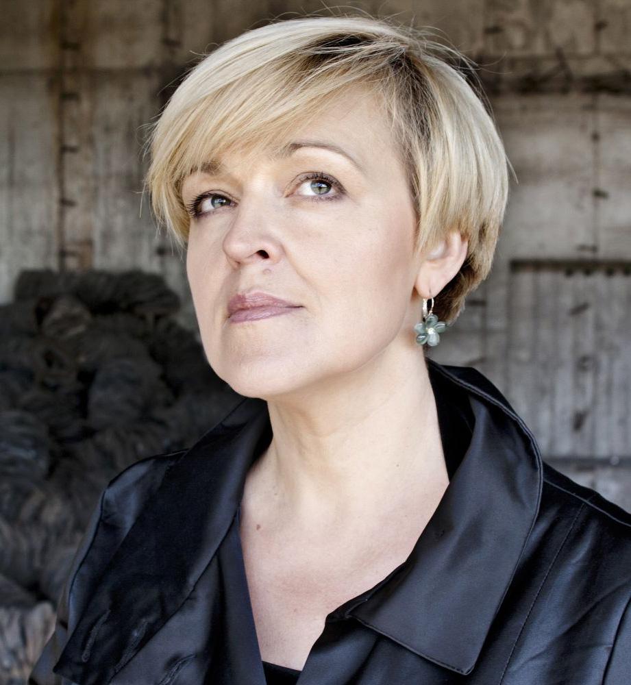 Krystyna Stańko. Fot. ze strony artystki