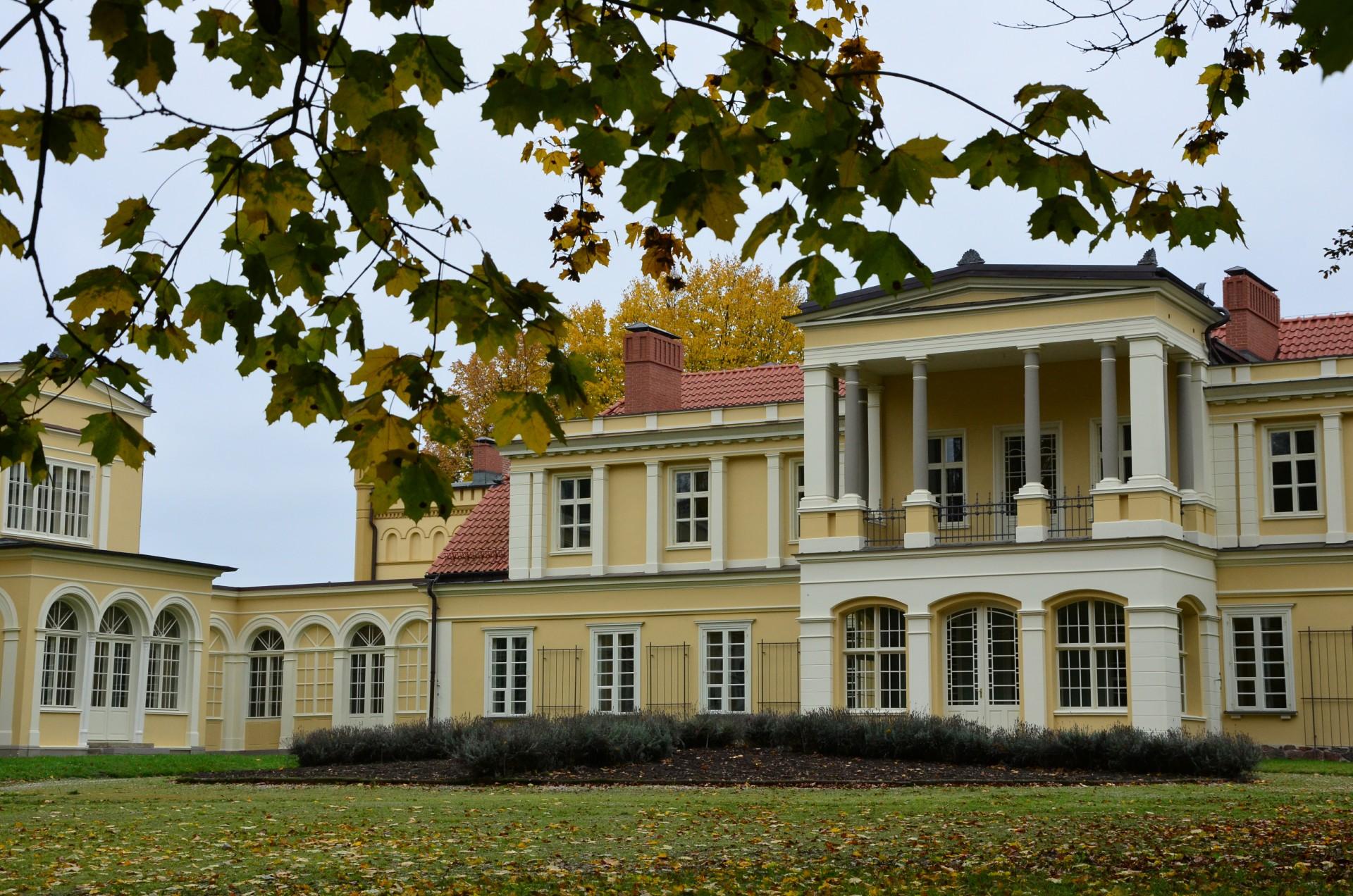 7,4 mln zł pożyczki dla muzeum w Waplewie. Rozpocznie się drugi etap prac konserwatorskich