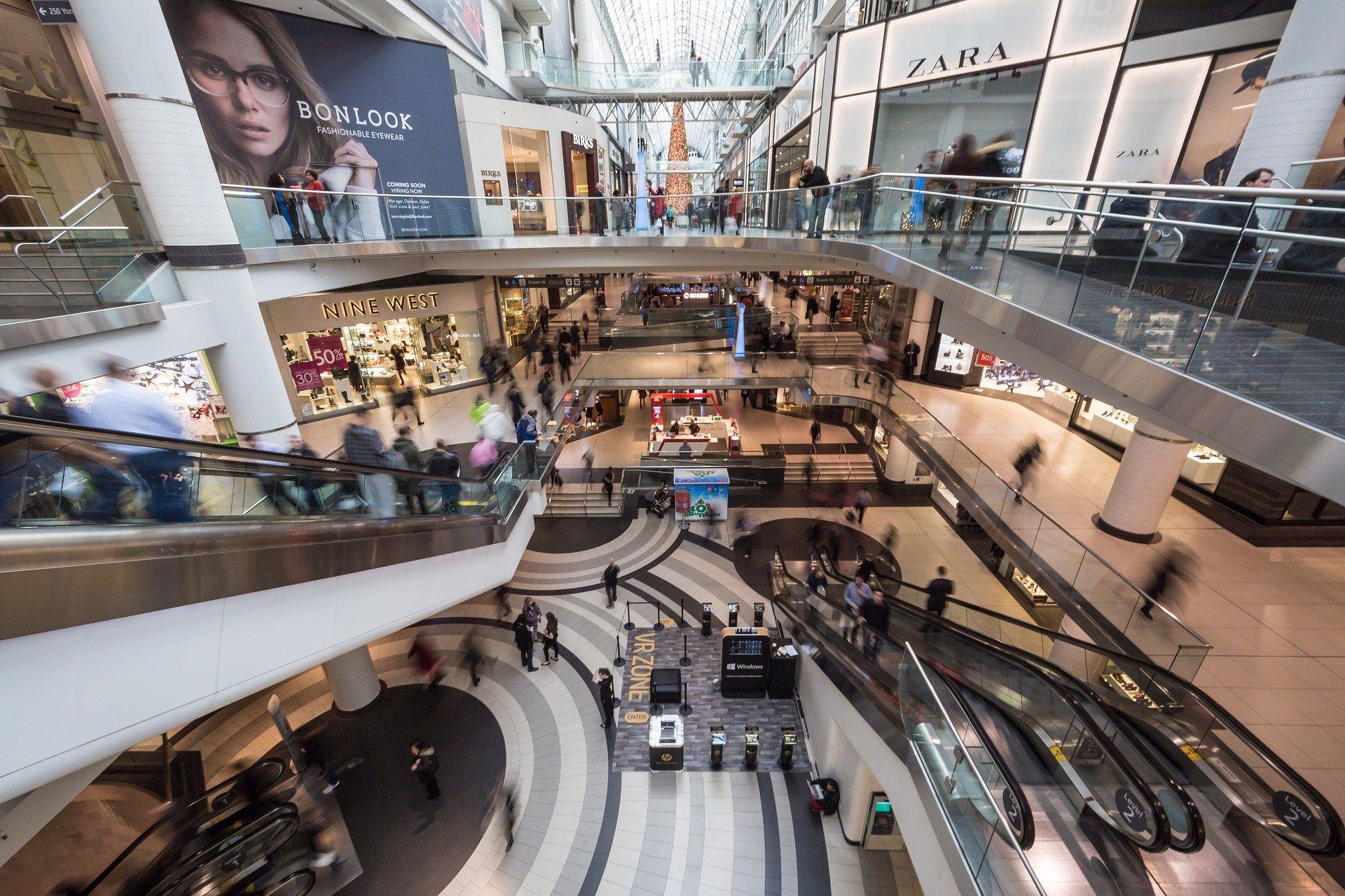 Galerie handlowe i muzea otwarte od 1 lutego. Etap odpowiedzialności trwa do 14 lutego