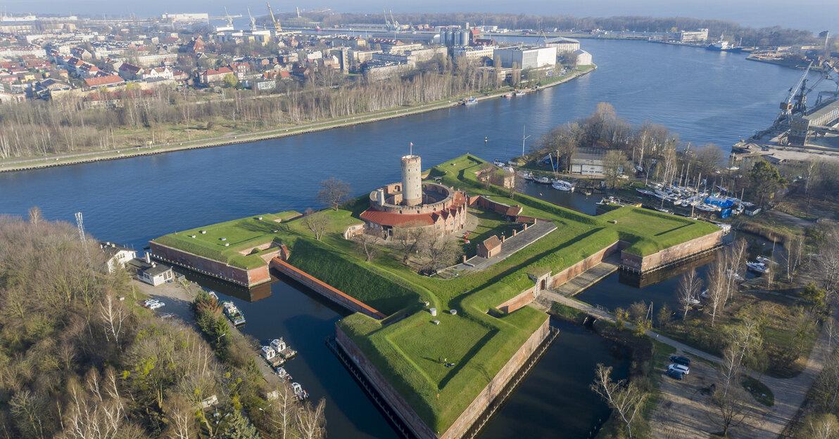 15 mln zł pożyczki miejskiej dla Muzeum Gdańska. Celem są prace ratunkowe w Twierdzy Wisłoujście