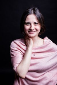 Agata Woźnicka. Fot. mat. prasowe Teatru Wybrzeże