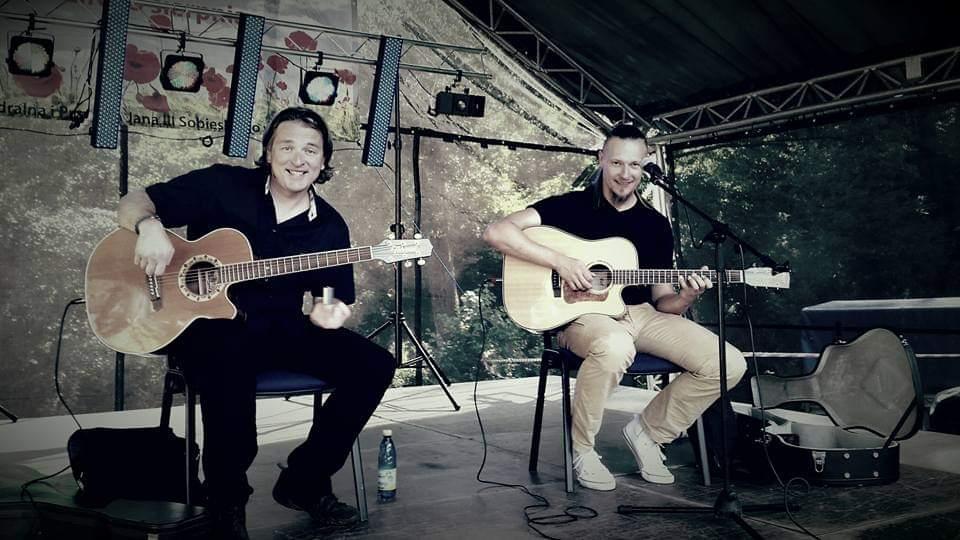 Duet Michał Saidowski i Krzysztof Paul