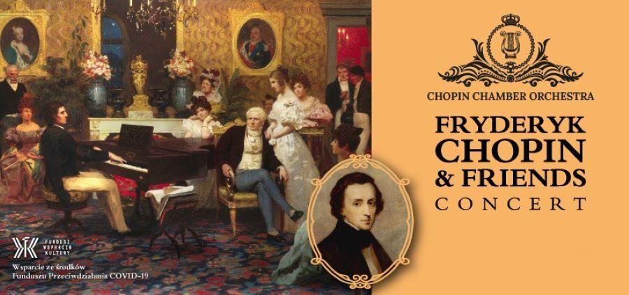 Chopin & Fiends, plakat