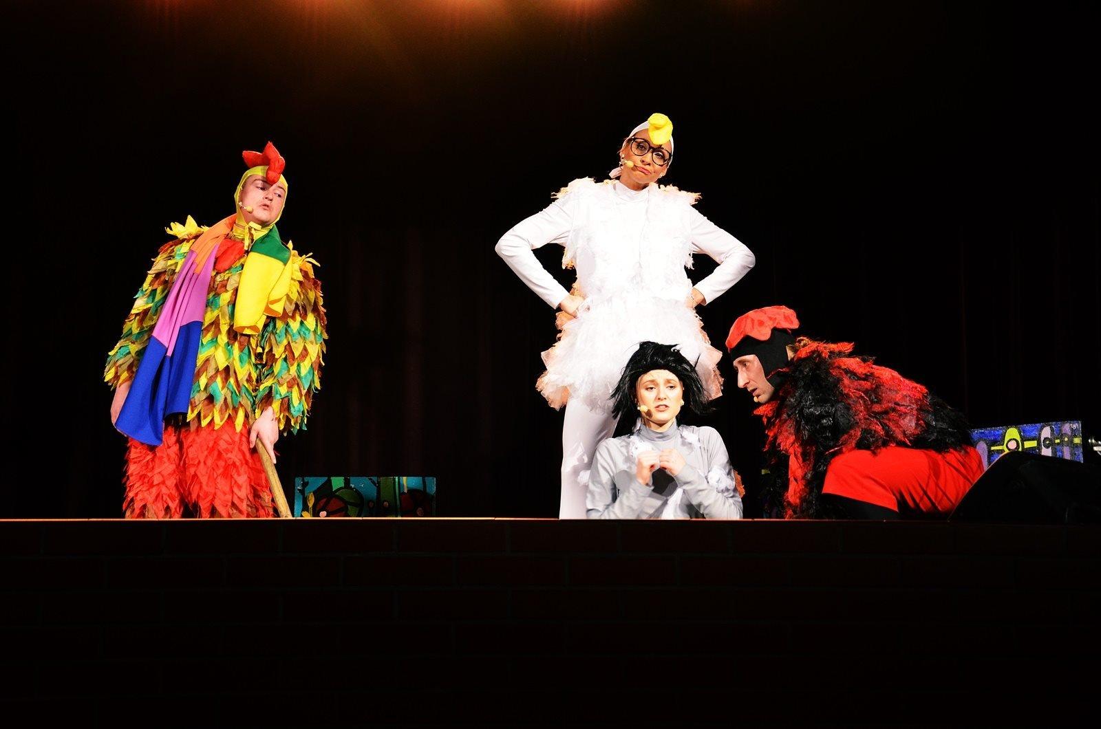 Niesamowita podróż z (Nie)brzydkim Kaczątkiem. Spektakl online dla dzieci