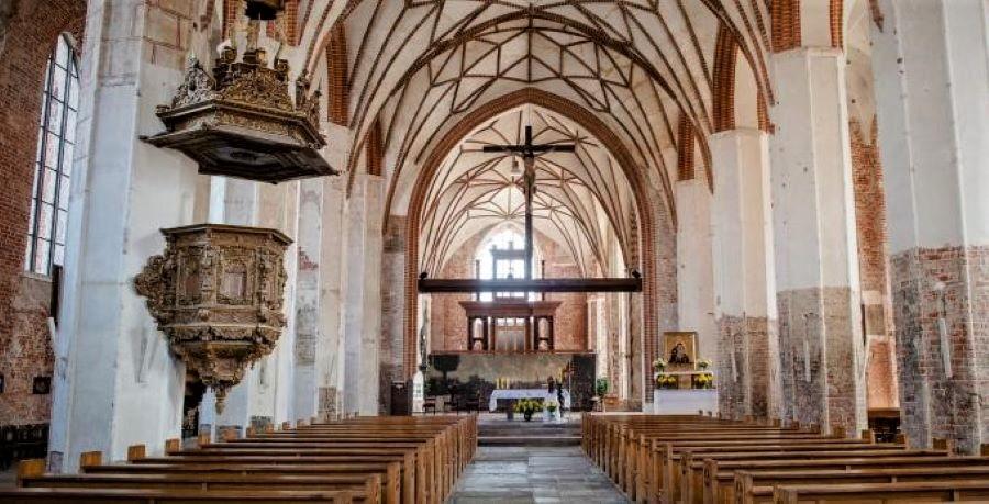 Kościół pw. św. Katarzyny w Gdańsku. Fot. mat. prasowe ze strony www.gdansk.karmelici.pl