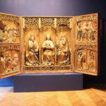 Wystawa pobożni i cnotliwi muzeum narodowym