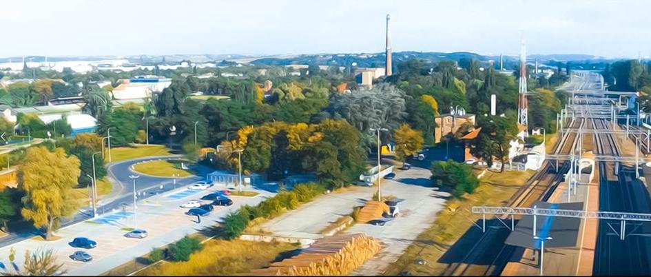 Komunikacyjne serce miasta. Węzeł integracyjny w Pruszczu Gdańskim otwarty!