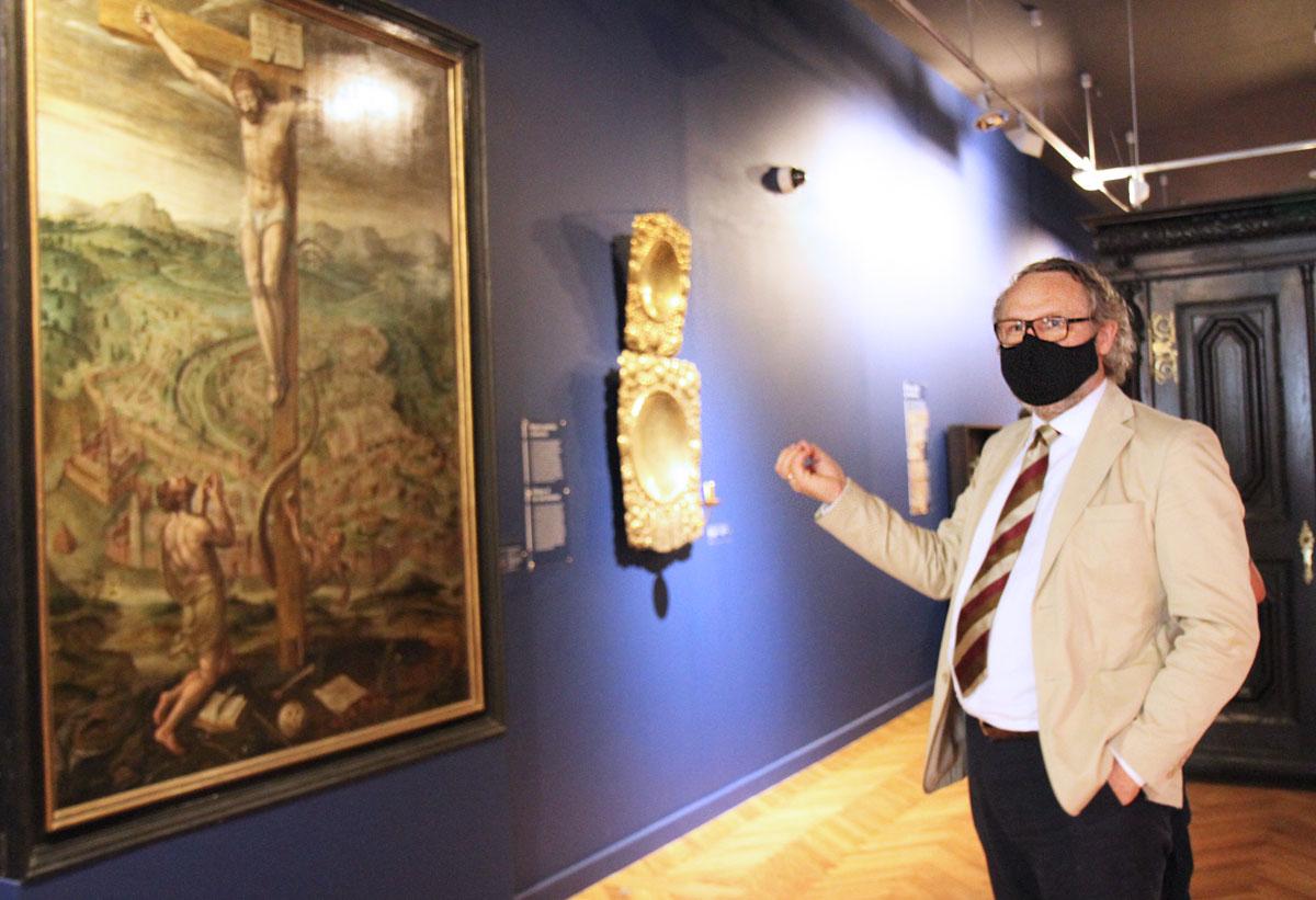 Najważniejsze wydarzenie Weekendu Muzeów. Od soboty można zwiedzać Oddział Sztuki Dawnej MNG