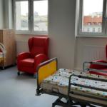 Oddział Pediatryczny w Szpitalu św. Wincentego a Paulo w Gdyni. Fot. materiał prasowy szpitala