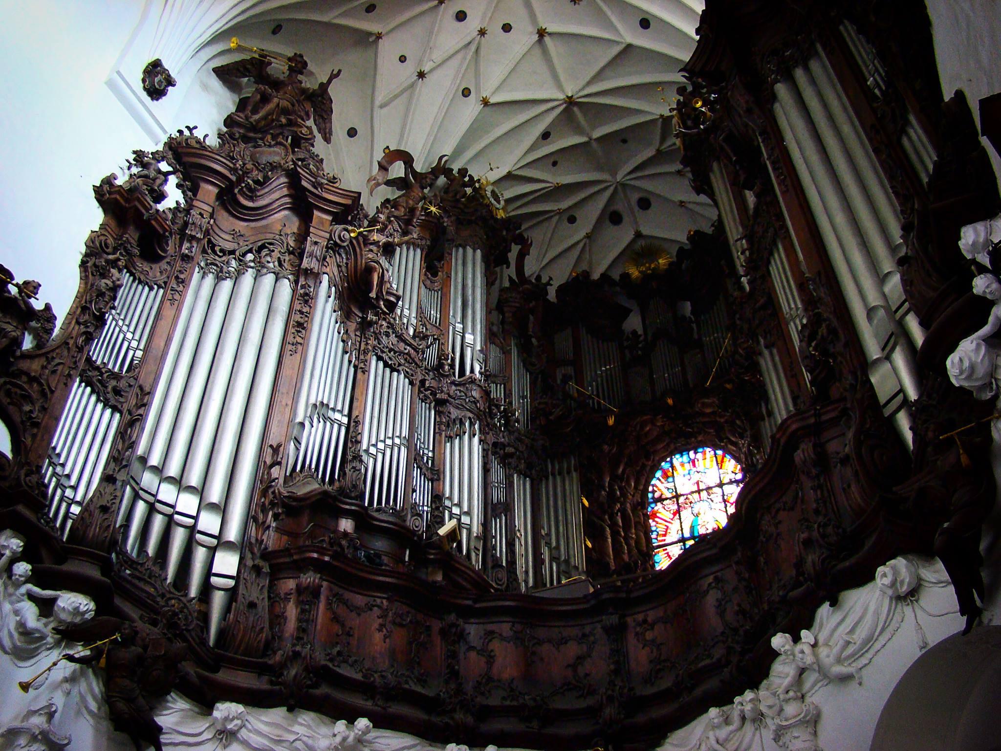 64. Międzynarodowy Festiwal Muzyki Organowej w Oliwie rozpoczyna się w ten piątek