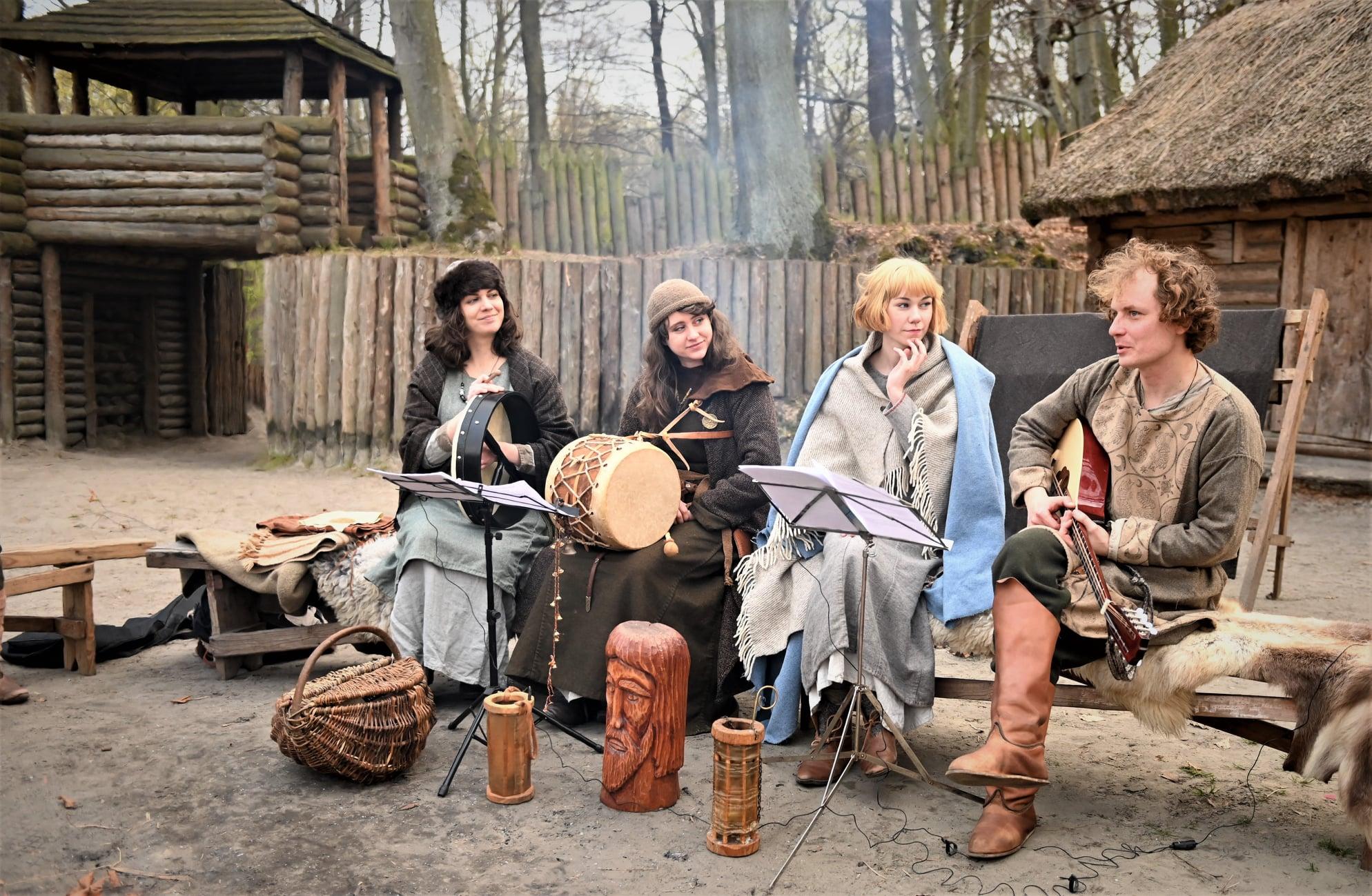 Atrakcje rodem ze średniowiecza. Przywitanie lata na Grodzisku w Sopocie