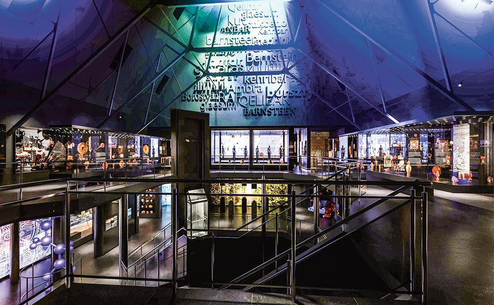 Nowa siedziba Muzeum Bursztynu jest już prawie gotowa. Za miesiąc wielkie otwarcie