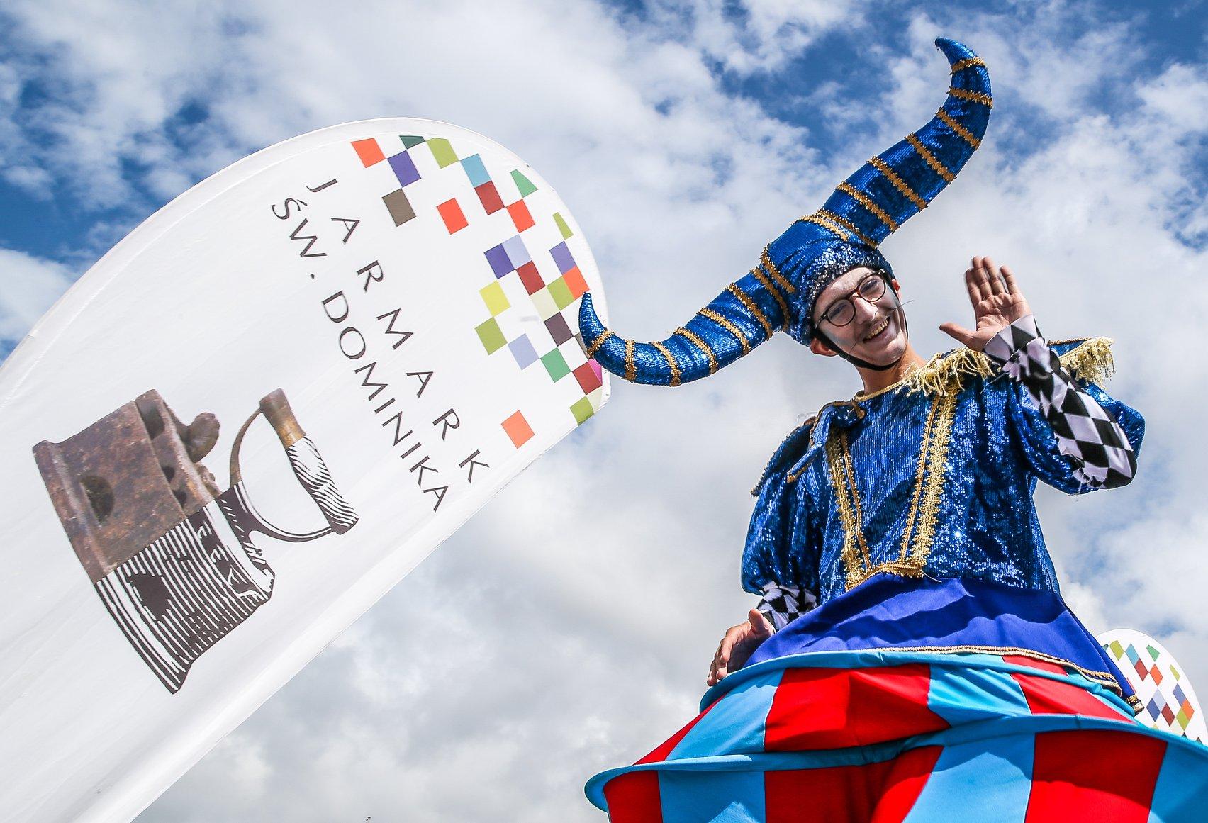 Lato w Gdańsku tradycyjnie z Jarmarkiem św. Dominika. Jakie atrakcje przygotowano w tym roku?