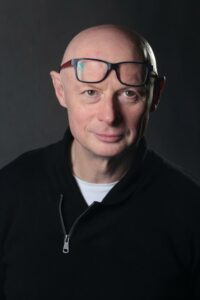 Dyrektor Adam Orzechowski. Mat. prasowy Teatru Wybrzeże
