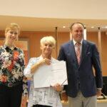 Wręczenie nominacji do Pomorskiego Zespołu ds. Kobiet. Fot. Dorota Kulka