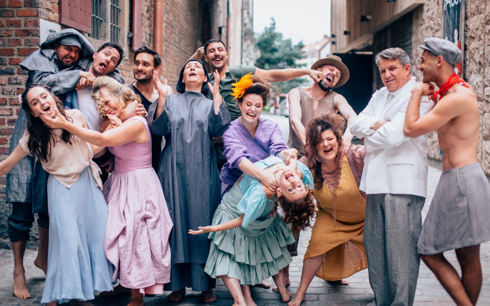 """Premiera w Teatrze Wybrzeże. Pełna rozmachu, intryg i humoru """"Awantura w Chioggi"""""""
