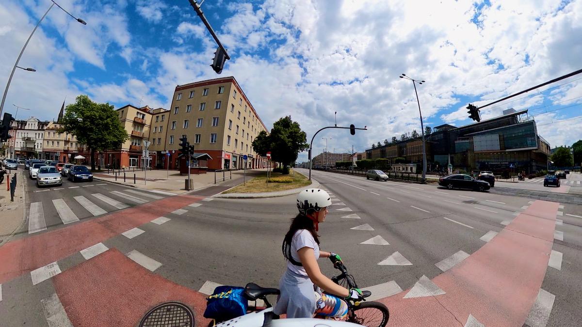 Jak bezpiecznie jeździć rowerem? PORD zaprasza na praktyczne warsztaty dla dorosłych