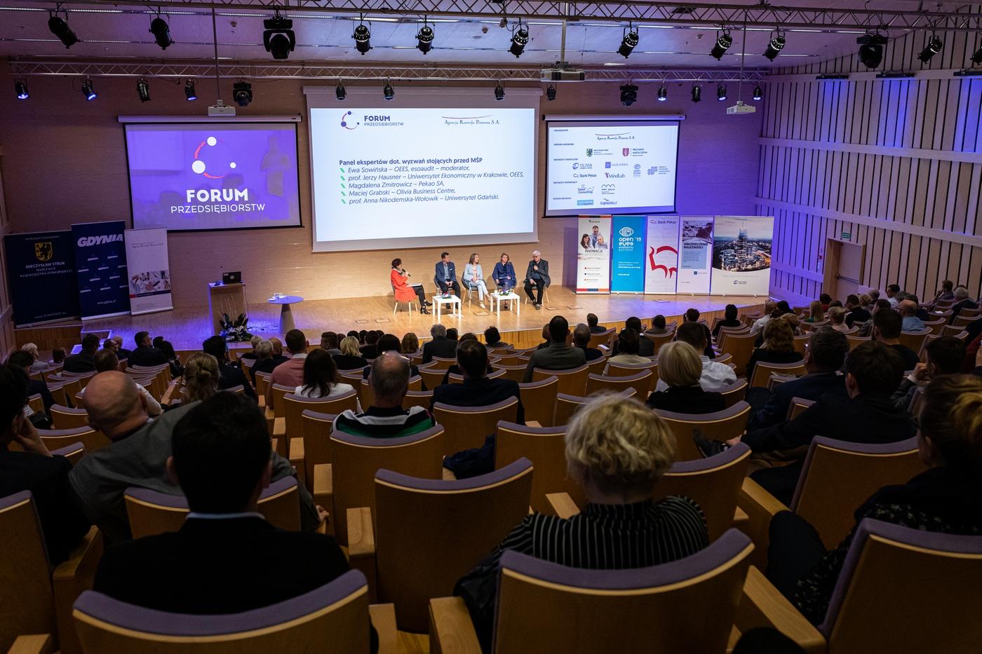 Co łączy pomorskie firmy i wydarzenia na drugim końcu świata? Forum Przedsiębiorstw 2021
