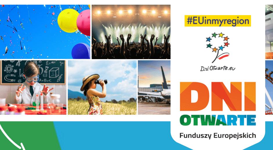 Dni Otwarte Funduszy Europejskich 2021. Dowiedz się, na co przeznaczane są unijne środki