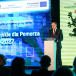 Marszałek Mieczysław Struk podczas konferencji Fundusze Europejskie dla Pomorza. Fot. Karol Stańczak