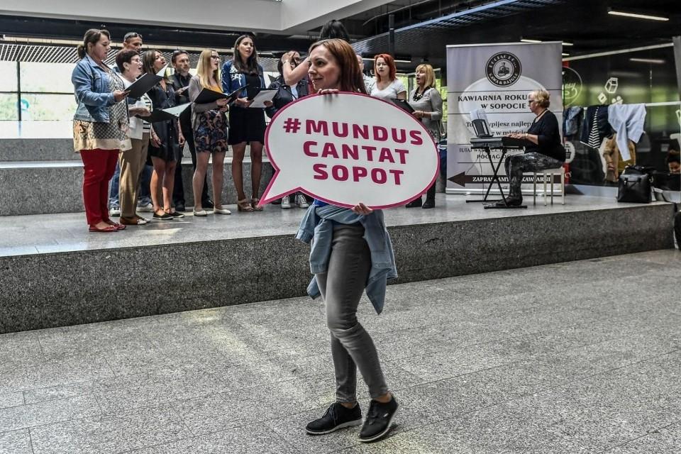 Mundus Cantat 2021. Festiwal chóralny powraca do Sopotu ze swoimi koncertami