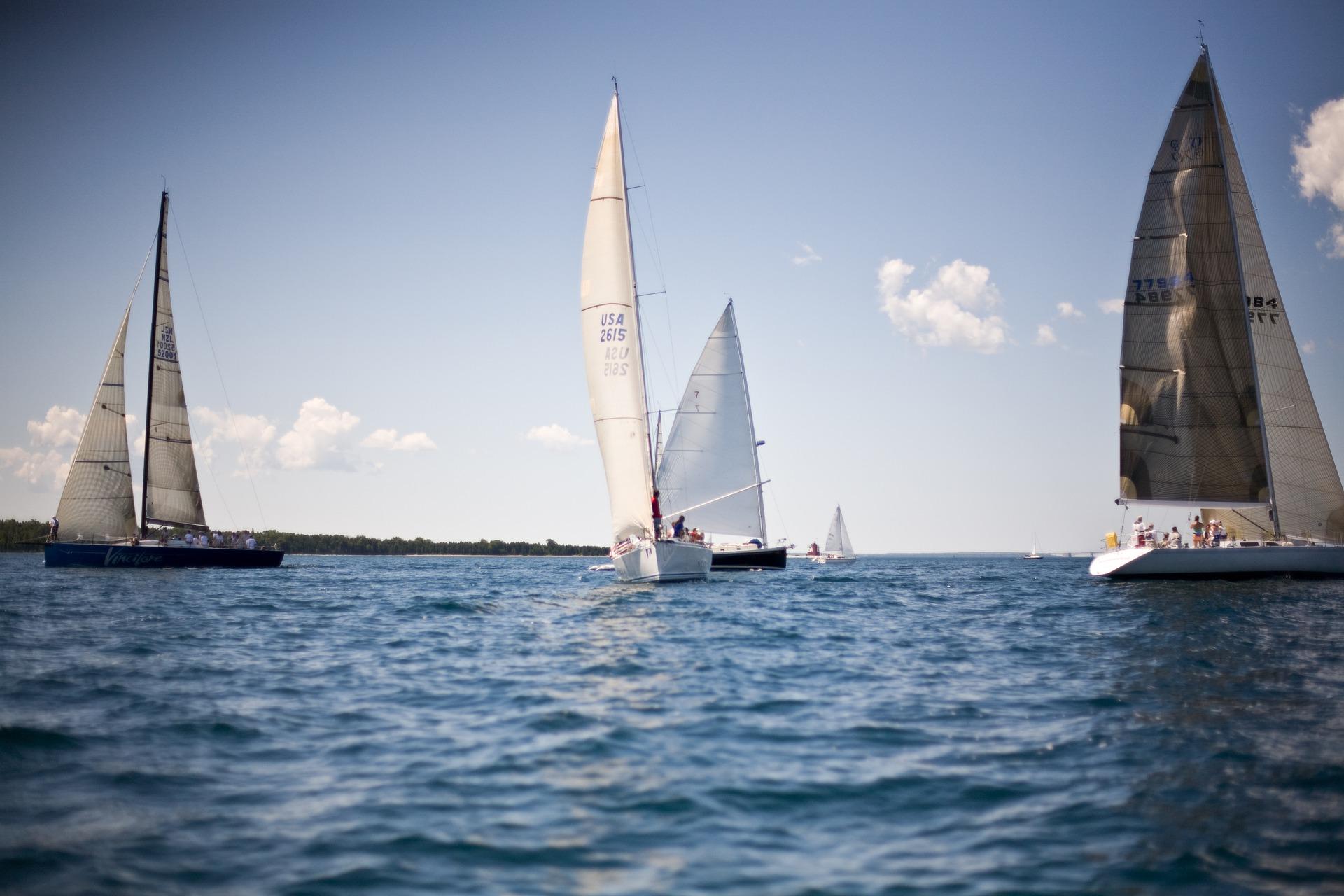 Wyścigi na wodach Zatoki Gdańskiej i Bałtyku. Które załogi zdobędą puchary?