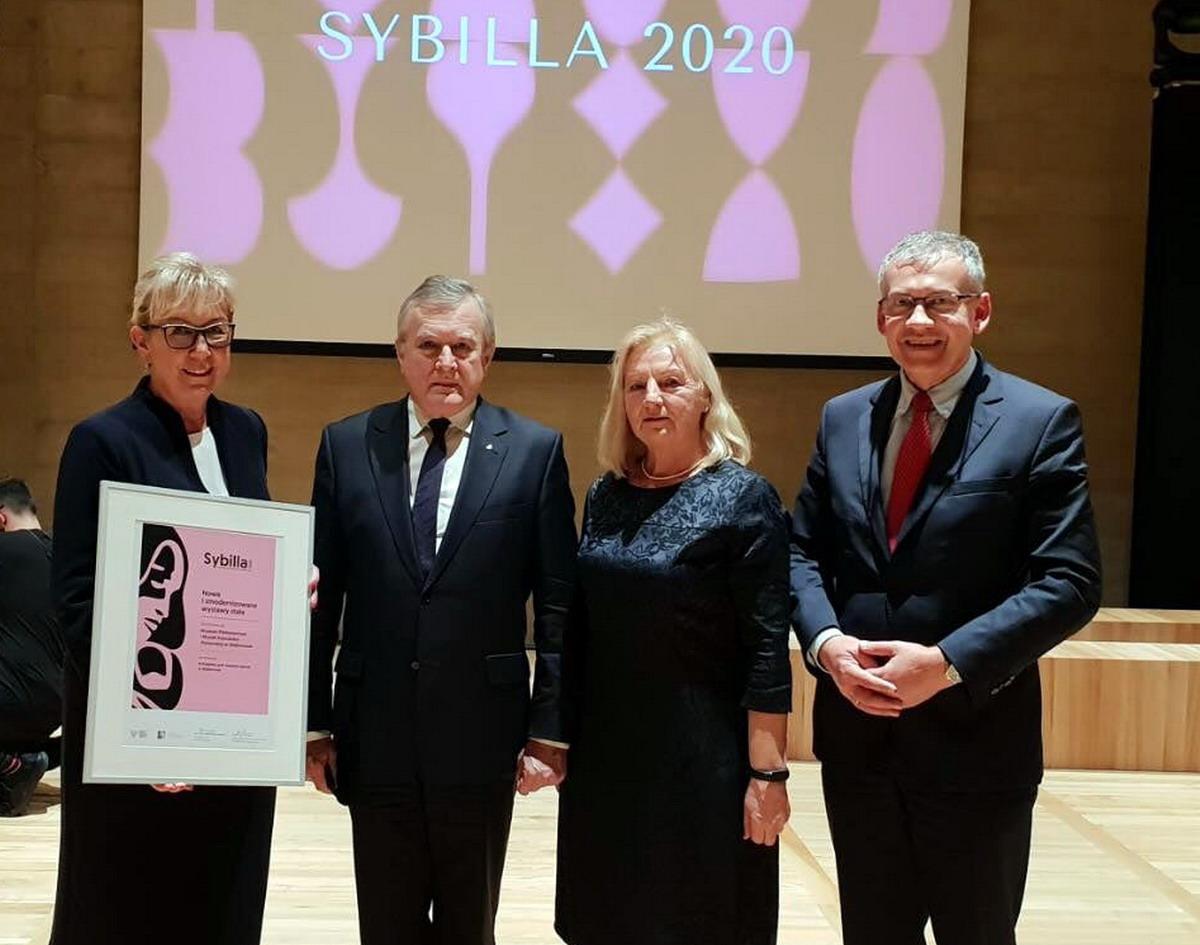 Wejherowskie muzeum wyróżnione w Konkursie na Wydarzenie Muzealne Roku Sybilla 2020