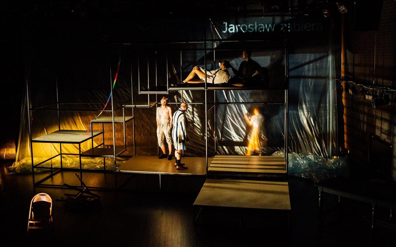 4 współczesne spektakle z polskich scen i 5 czytań. Skrócony R@Port w Gdyni