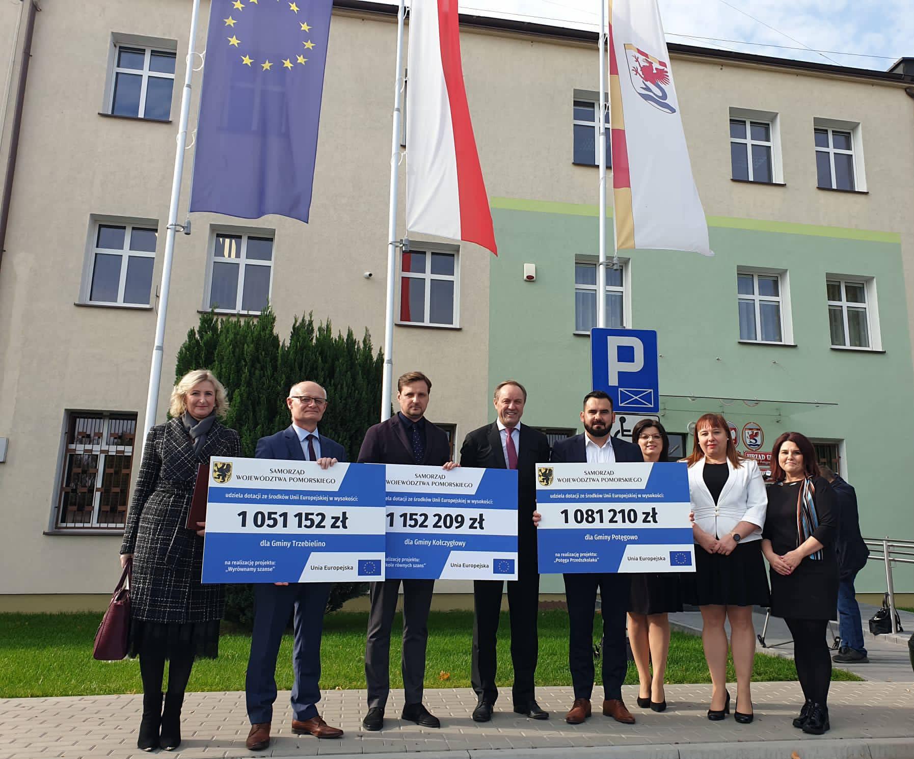 Stawiamy na edukację przedszkolną! Ponad 3,2 mln zł unijnego dofinansowania dla pomorskich gmin