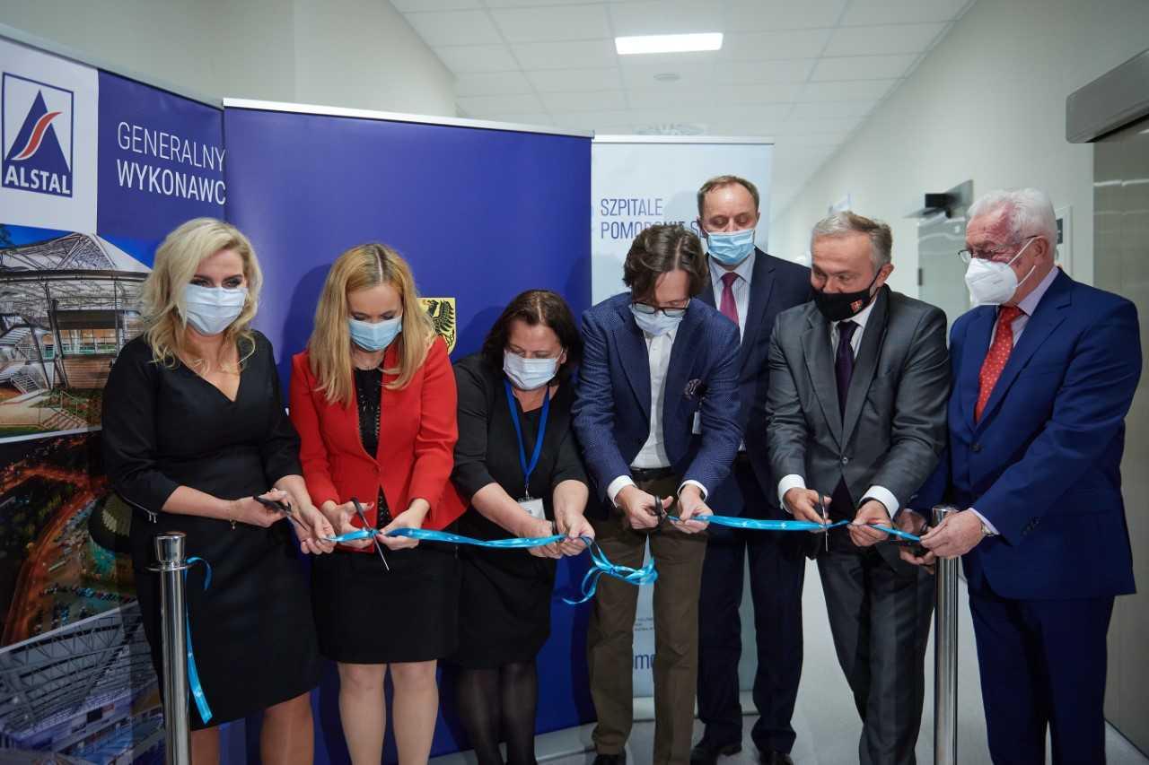 Nowy budynek Szpitala św. Wincentego a Paulo w Gdyni otwarty. Co zmieniło się za ponad 125 mln zł?
