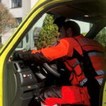 Ambulans w Kościerzynie. Fot. materiał prasowy