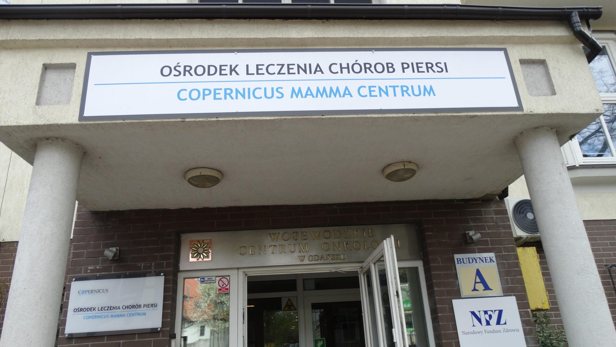 Dzień drzwi otwartych w Copernicus Mamma Centrum. Bezpłatne badania i konsultacje onkologiczne