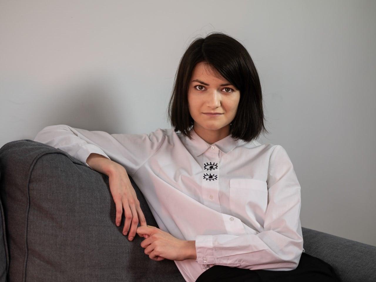 Joanna Dudek. Fot. materiał prasowy