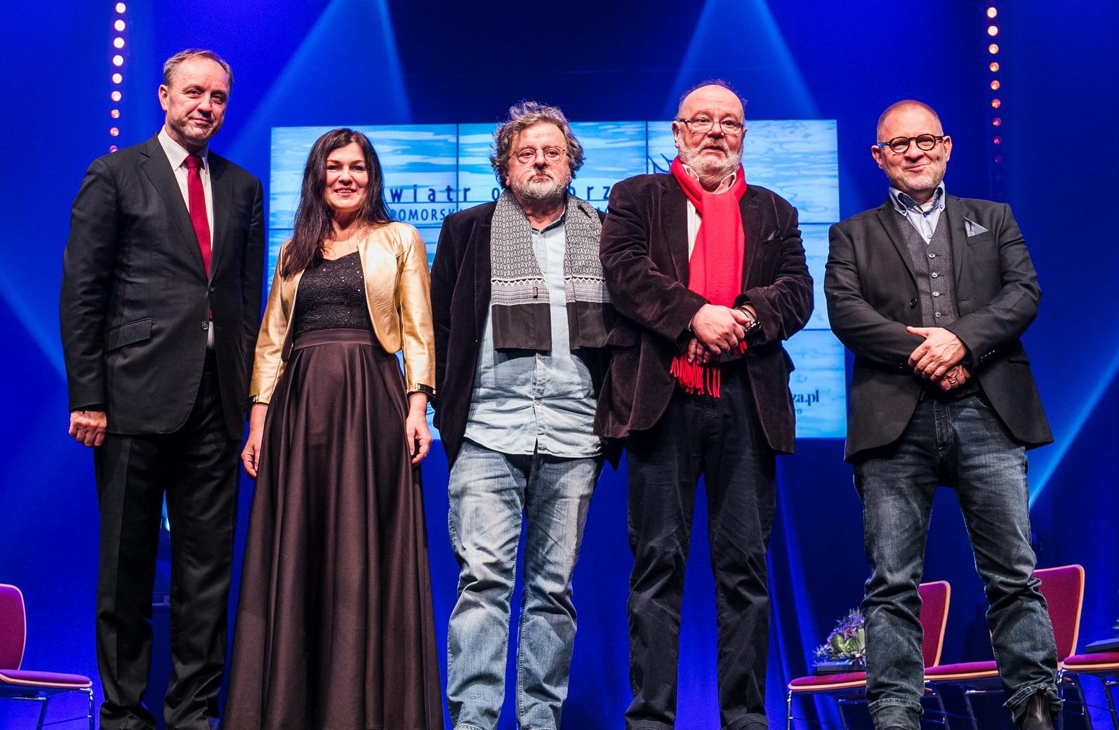 Znamy laureatów Pomorskiej Nagrody Literackiej Wiatr od Morza [GALERIA]