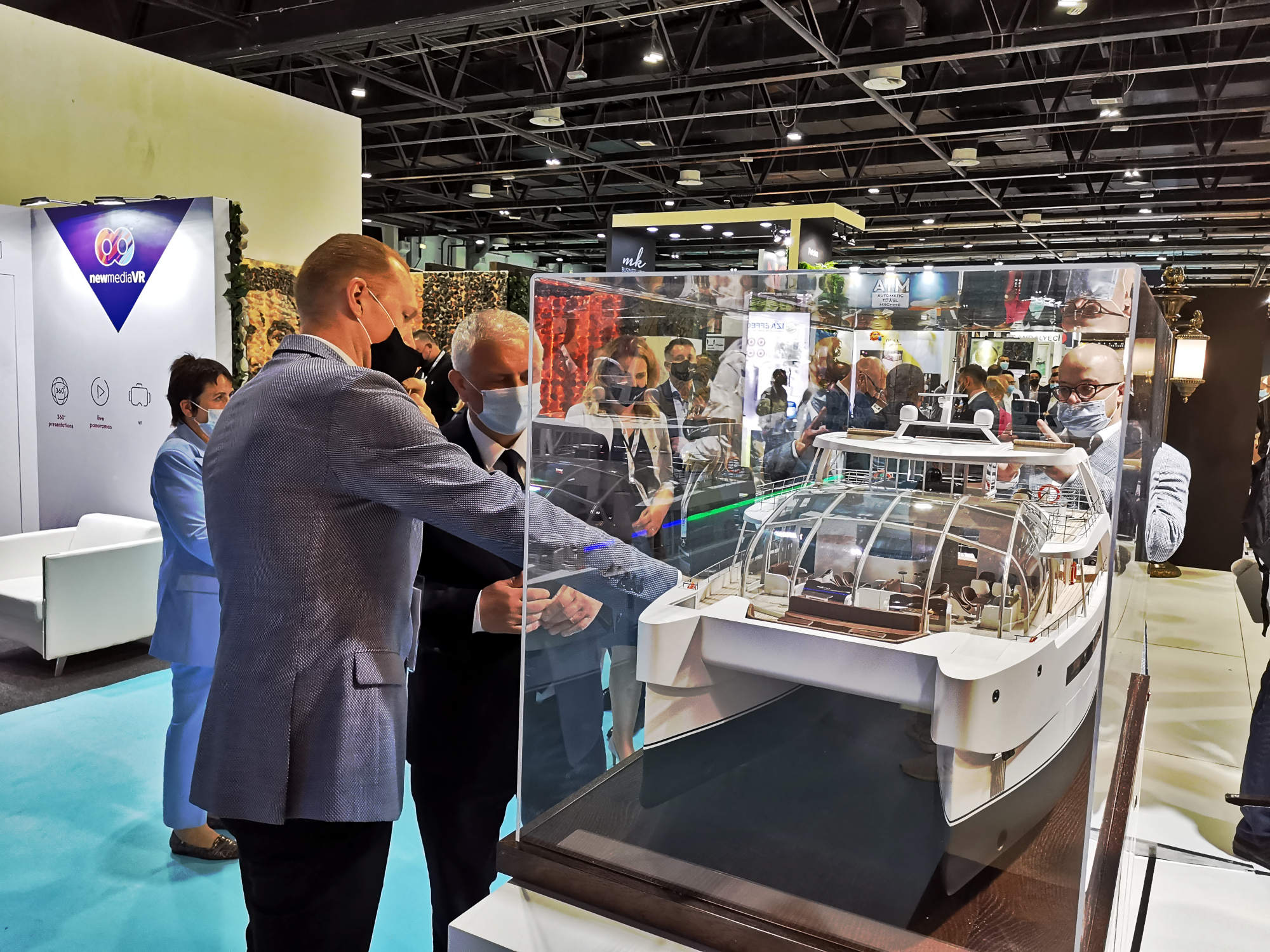Targi jachtowe w Dubaju. Zgłoś swoją firmę na wyjazd na Bliski Wschód