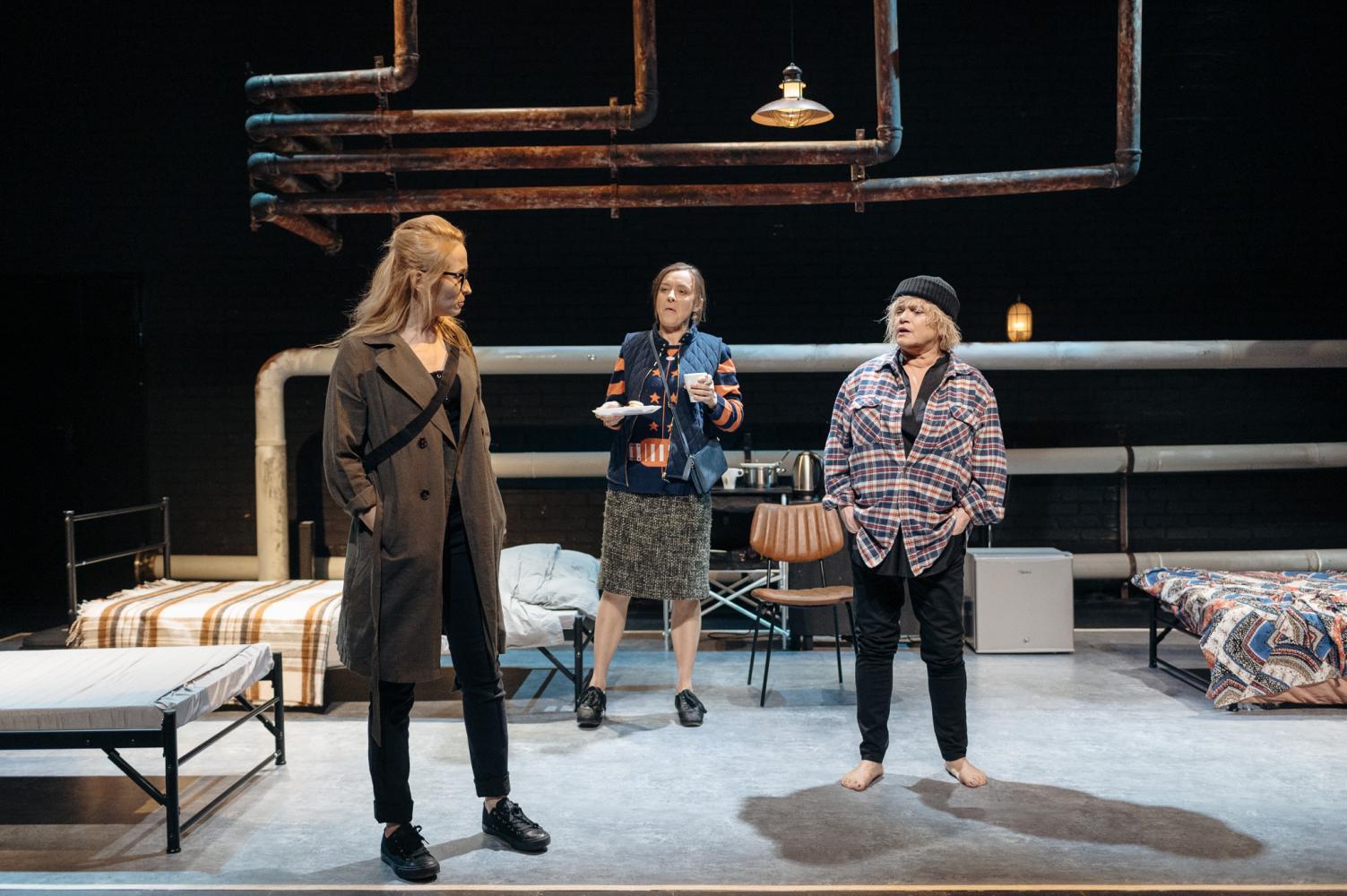 """Teatr Wybrzeże ułatwia dostęp do kultury. Specjalny pokaz spektaklu """"Emigrantki"""""""